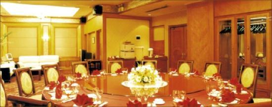 Regal Hotel: Restaurant