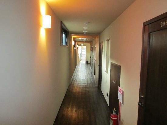 มัตซึบายะ อินน์: Hallway