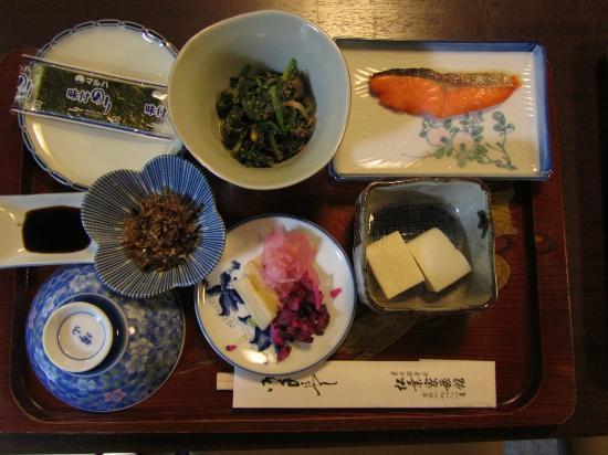 มัตซึบายะ อินน์: Japanese breakfast! (and there was more, too!)