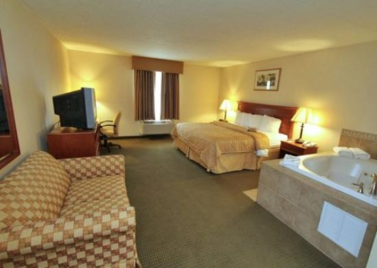 Quality Inn Ledgewood: Guest Room