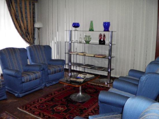 Hotel President: Sala de estar