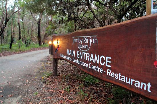 Jemby-Rinjah Eco Lodge : Welcome to Jemby!