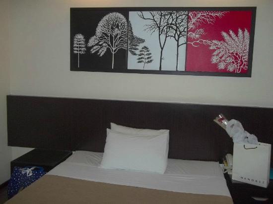 Gran Tierra Suites: My room