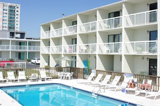 Castaway Beach Inn: IMGP
