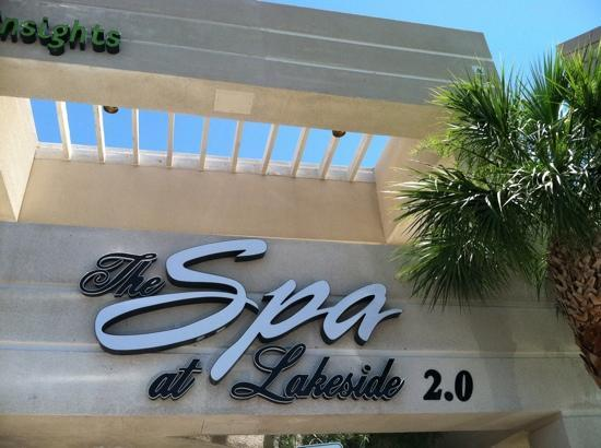 Spa at Lakeside