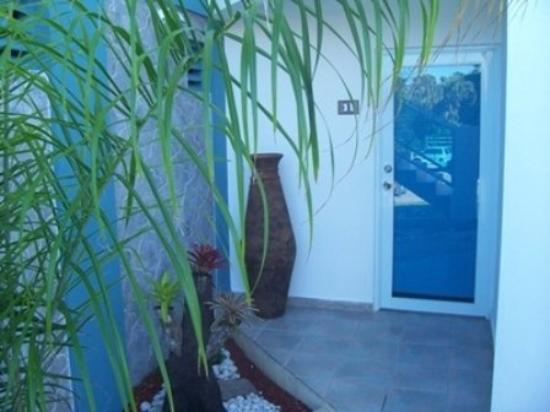 Ocean Blue Villa : Exterior
