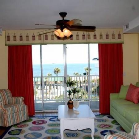 Beachside Colony  - Tybee Beach Club: Guest Room
