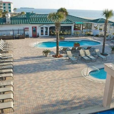 Beachside Colony  - Tybee Beach Club: Recreational Facilities