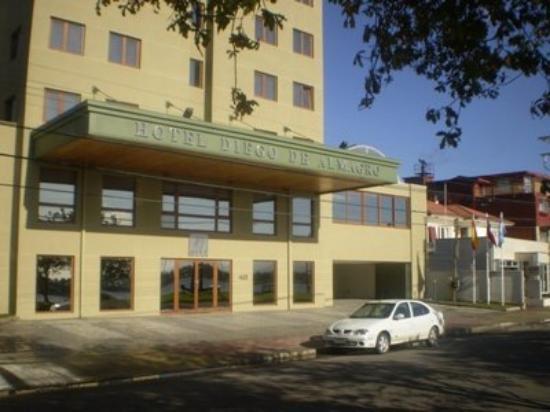 Diego de Almagro Valdivia Hotel