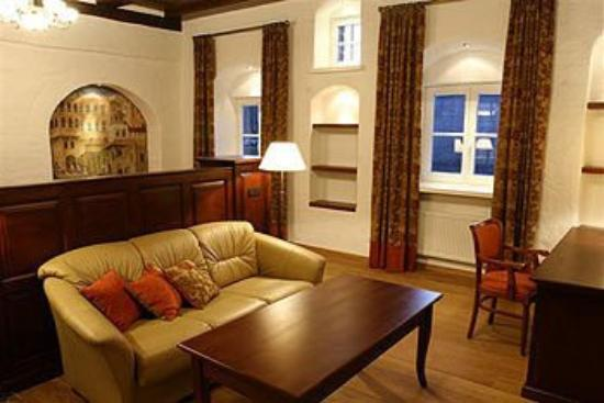 Daugirdas Hotel: Gothic Suite