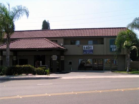Budget Inn Santa Fe Springs: Exterior view