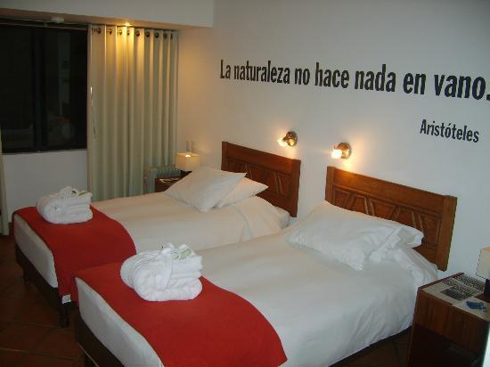 El MaPi Hotel: Habitación 114