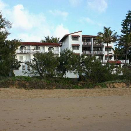 Don Pancho Beach Resort: Exterior