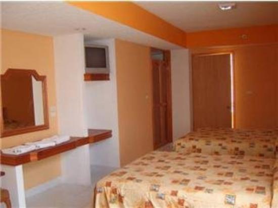Hotel Atenas: Standard room