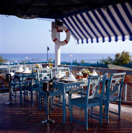 SENTIDO Perissia: Restaurant