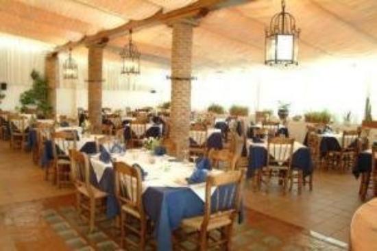 Plaza de Toros: Restaurant
