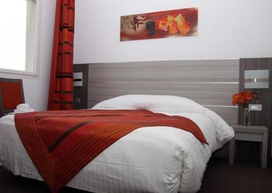 Comfort Hotel Marseille Nord Aix : Guest Room