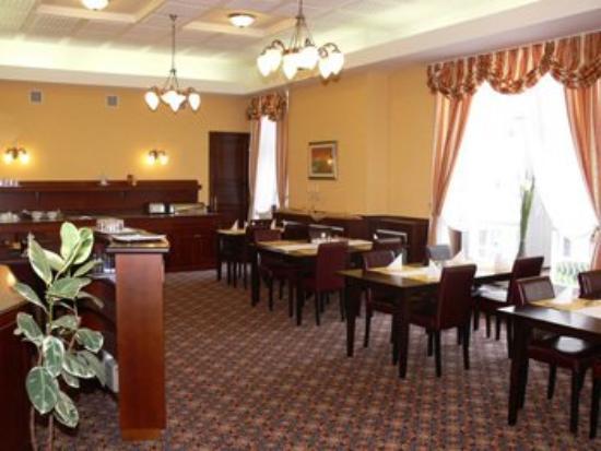 Hotel Avita: Breakfast Area