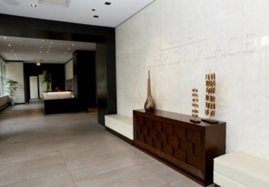 Stan Properties Suites at 1 W Superior Place: Lobby