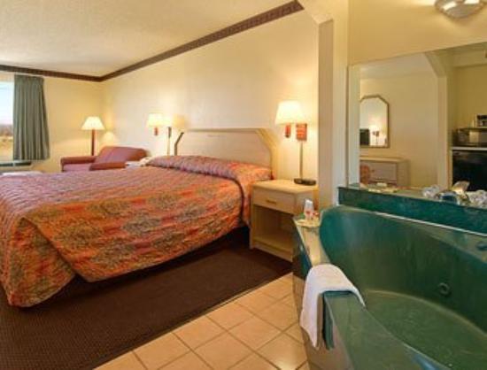 Days Inn Decatur Southeast: Guest Room