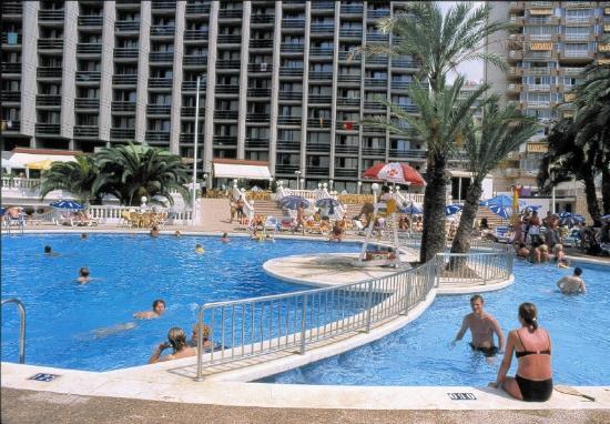 Hotel marina resort benidorm spain reviews photos - Hotel asiatico benidorm ...