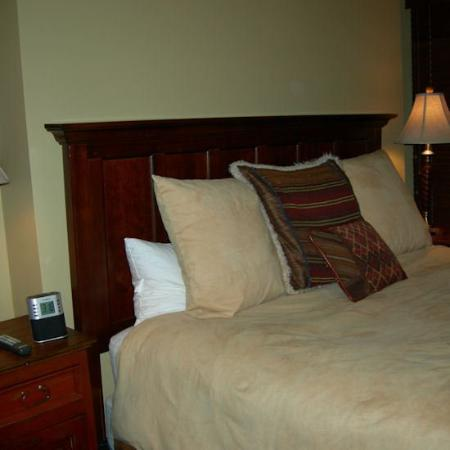 Resort Plaza: Bedroom