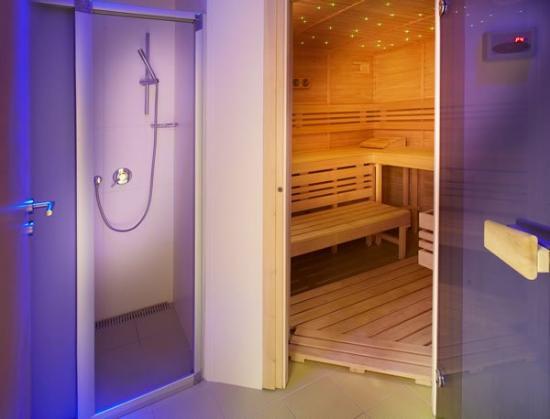 Alwyn : Sauna