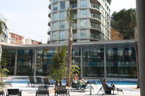 Agora Spa & Resort: Exterior View