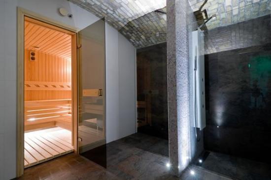 Hotel Palazzo Zichy: Sauna