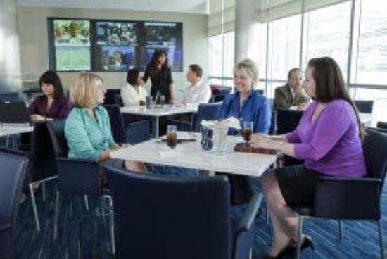 Lockheed Martin CLE : Socialize and network with colleagues from around
