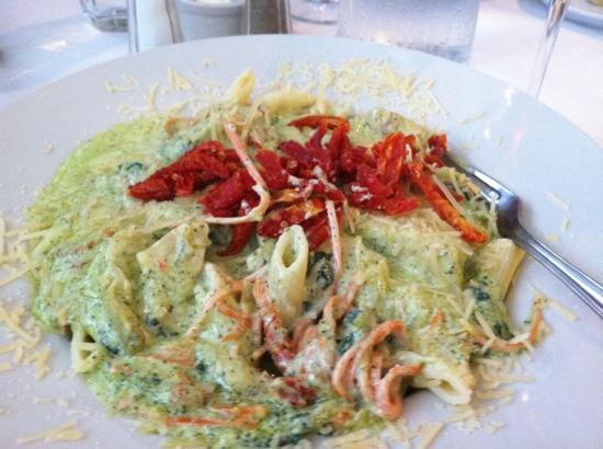 Serenity Bistro : GREAT pasta!