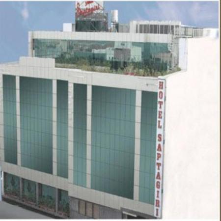 Hotel Saptagiri: VIEW