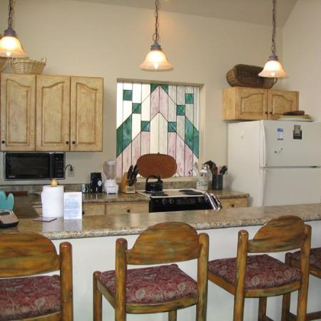 The Telemark: Kitchen