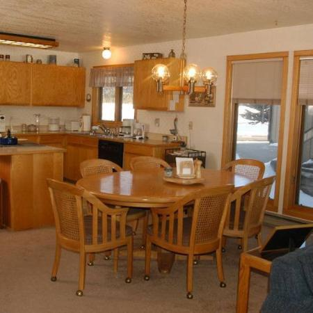 Park Condominiums: Kitchen And Dining Room B