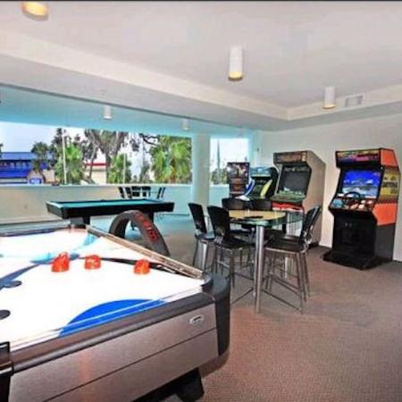 Beau View: Game Room