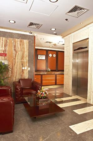 Pearl Continental Hotel Apartments: Lobby Reception