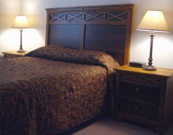 Santa Fe Ridge Apartments: Guest Room