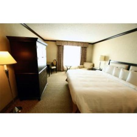 Hollywood Casino Tunica Hotel: King Bed