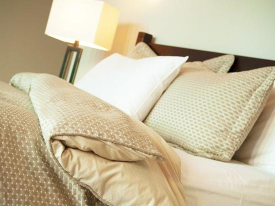 Guest House on the Mount : Queen Bed