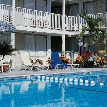 Seabonay Motel Pool