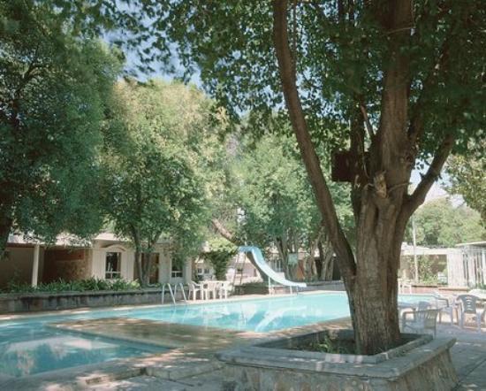 Hotel Huizache: Pool
