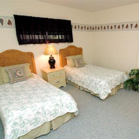 Ocean One 217: Bedroom