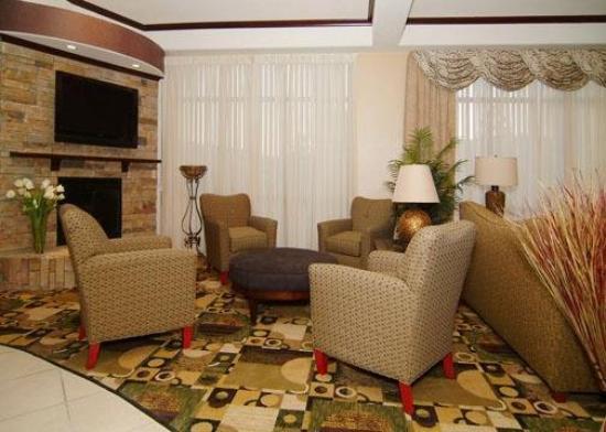 Comfort Suites: Lobby