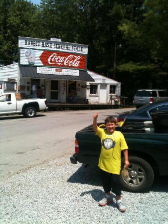 Kentucky: Rabbit Hash general store