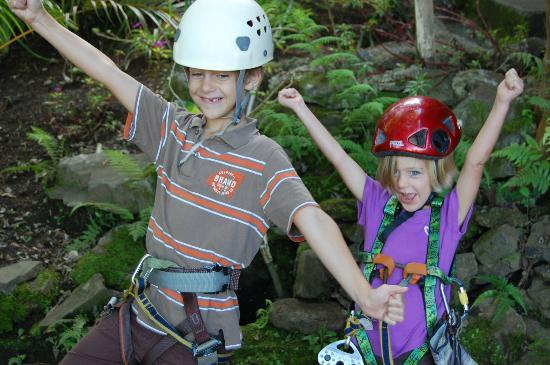 The Original Canopy Tour: Fun for the whole family!