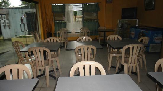 La Gensol Plaza Hotel: restaurant