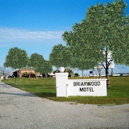 Briarwood Motel Valdosta: Exterior