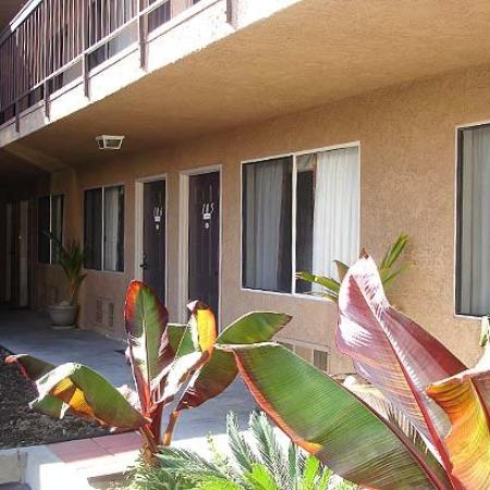 Rivera Motel: Exterior