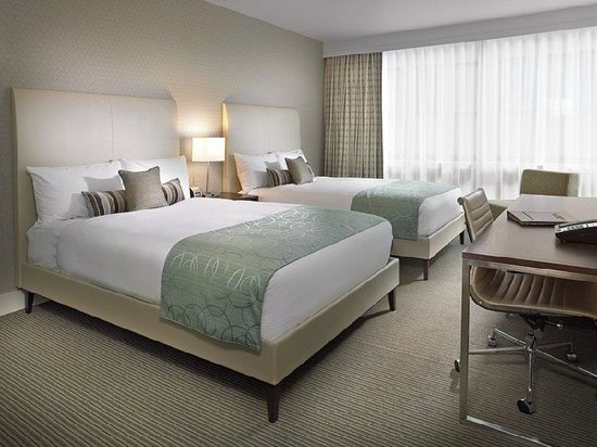 Coast Coal Harbour Hotel: Coast Comfort Room