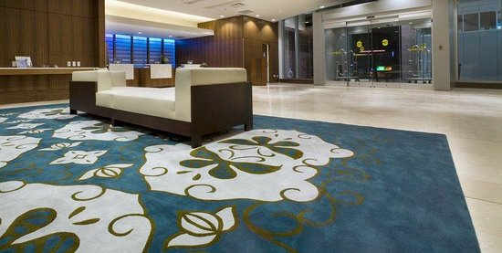 Coast Coal Harbour Hotel by APA: Lobby